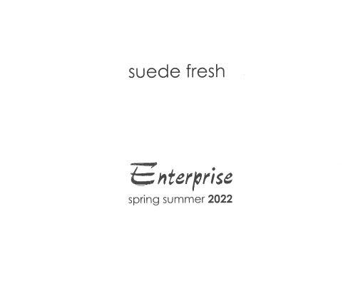 SUEDE FRESH SS22